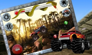 Androidアプリ「Top Truck Free - Monster Truck」のスクリーンショット 3枚目