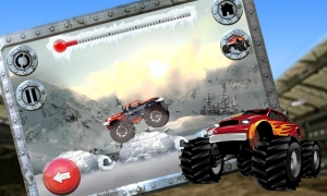 Androidアプリ「Top Truck Free - Monster Truck」のスクリーンショット 4枚目