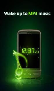 Androidアプリ「アラームクロックPro」のスクリーンショット 1枚目