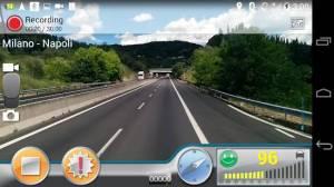 Androidアプリ「アウトガード - カムコーダー」のスクリーンショット 4枚目