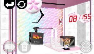 Androidアプリ「咲プライズ ~ステージクリア型クレーンゲーム~」のスクリーンショット 5枚目
