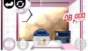 Androidアプリ「咲プライズ ~ステージクリア型クレーンゲーム~」のスクリーンショット 4枚目