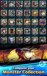 Androidアプリ「Monster Warlord」のスクリーンショット 3枚目