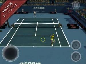 Androidアプリ「Cross Court Tennis 2」のスクリーンショット 5枚目