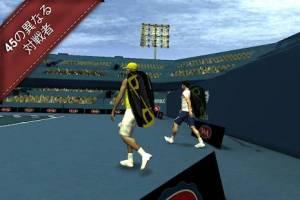 Androidアプリ「Cross Court Tennis 2」のスクリーンショット 2枚目