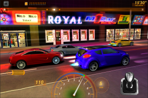 Androidアプリ「Car Race by Fun Games For Free」のスクリーンショット 1枚目