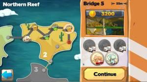 Androidアプリ「Bridge Constructor Playground」のスクリーンショット 3枚目