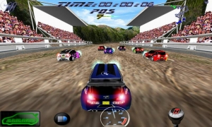 Androidアプリ「Racing Ultimate Free」のスクリーンショット 2枚目