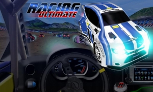 Androidアプリ「Racing Ultimate Free」のスクリーンショット 1枚目