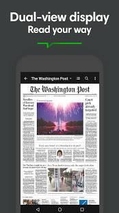 Androidアプリ「PressReader」のスクリーンショット 3枚目