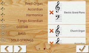 Androidアプリ「Ensemble Composer」のスクリーンショット 1枚目