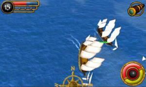 Androidアプリ「Age Of Wind 2」のスクリーンショット 4枚目