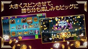 Androidアプリ「「MONOPOLY Slots」:無料でスピンして当てよう!」のスクリーンショット 2枚目