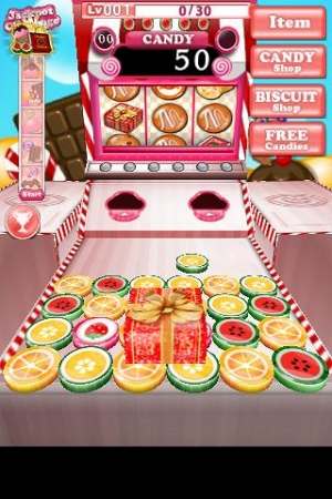 Androidアプリ「CandyCandie」のスクリーンショット 3枚目