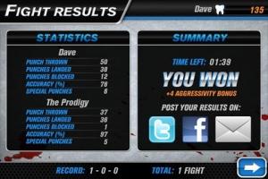 Androidアプリ「Hockey Fight Lite」のスクリーンショット 5枚目