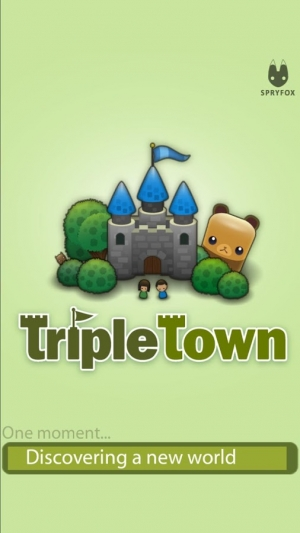 Androidアプリ「Triple Town」のスクリーンショット 5枚目