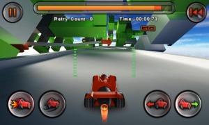 Androidアプリ「Jet Car Stunts Lite」のスクリーンショット 2枚目