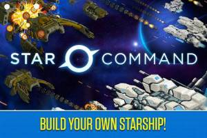 Androidアプリ「Star Command」のスクリーンショット 1枚目