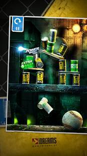 Androidアプリ「Can Knockdown 3」のスクリーンショット 3枚目