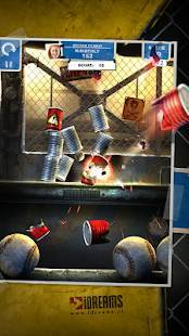 Androidアプリ「Can Knockdown 3」のスクリーンショット 1枚目