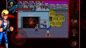 Androidアプリ「Double Dragon Trilogy」のスクリーンショット 4枚目