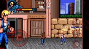 Androidアプリ「Double Dragon Trilogy」のスクリーンショット 1枚目
