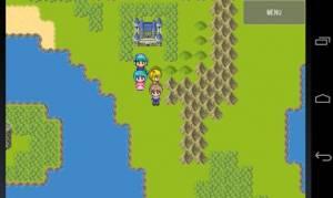Androidアプリ「DotQuest2 SP 【RPG】」のスクリーンショット 3枚目