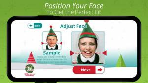 Androidアプリ「ElfYourself® By Office Depot」のスクリーンショット 2枚目