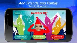 Androidアプリ「ElfYourself®」のスクリーンショット 4枚目