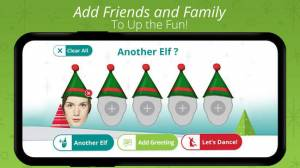 Androidアプリ「ElfYourself® By Office Depot」のスクリーンショット 4枚目