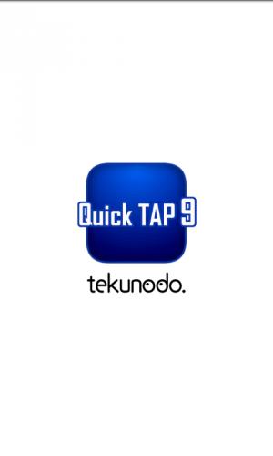 Androidアプリ「QuickTAP9」のスクリーンショット 4枚目