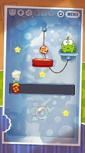Androidアプリ「Cut the Rope GOLD」のスクリーンショット 3枚目