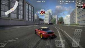 Androidアプリ「Real Drift Car Racing Lite」のスクリーンショット 1枚目