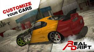 Androidアプリ「Real Drift Car Racing Lite」のスクリーンショット 3枚目