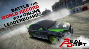 Androidアプリ「Real Drift Car Racing Lite」のスクリーンショット 5枚目