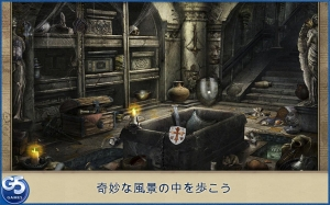 Androidアプリ「Letters from Nowhere」のスクリーンショット 2枚目