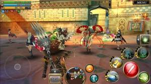 Androidアプリ「オルクスオンライン【MMORPG】」のスクリーンショット 5枚目