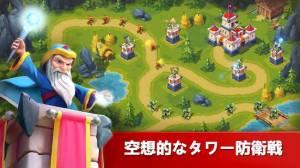 Androidアプリ「Toy Defense Fantasy — タワーディフェンス」のスクリーンショット 1枚目
