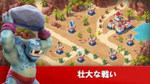 Androidアプリ「Toy Defense Fantasy — タワーディフェンス」のスクリーンショット 4枚目