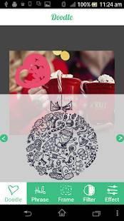 Androidアプリ「超かわいい写真 カメラ 画像 編集 効果 撮影 ステッカー」のスクリーンショット 5枚目