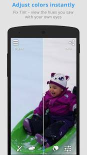Androidアプリ「Perfectly Clear」のスクリーンショット 5枚目