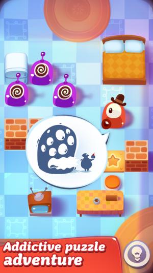 Androidアプリ「Pudding Monsters (プリン・モンスターズ)」のスクリーンショット 2枚目