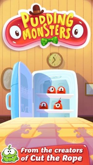 Androidアプリ「Pudding Monsters (プリン・モンスターズ)」のスクリーンショット 1枚目