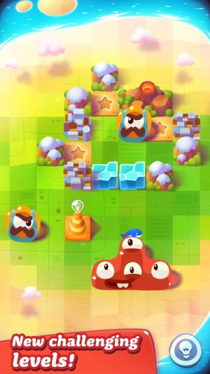 Androidアプリ「Pudding Monsters (プリン・モンスターズ)」のスクリーンショット 3枚目