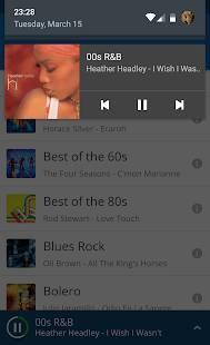 Androidアプリ「RadioTunes ラジオ」のスクリーンショット 5枚目