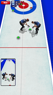 Androidアプリ「Curling3D lite」のスクリーンショット 4枚目