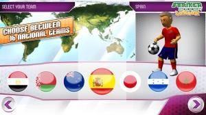 Androidアプリ「Striker Soccer London」のスクリーンショット 5枚目