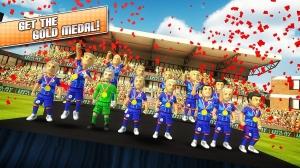 Androidアプリ「Striker Soccer London」のスクリーンショット 4枚目