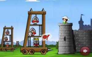 Androidアプリ「Siege Hero」のスクリーンショット 1枚目