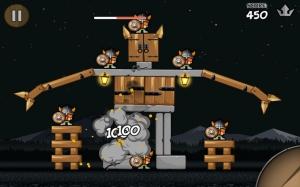 Androidアプリ「Siege Hero」のスクリーンショット 3枚目